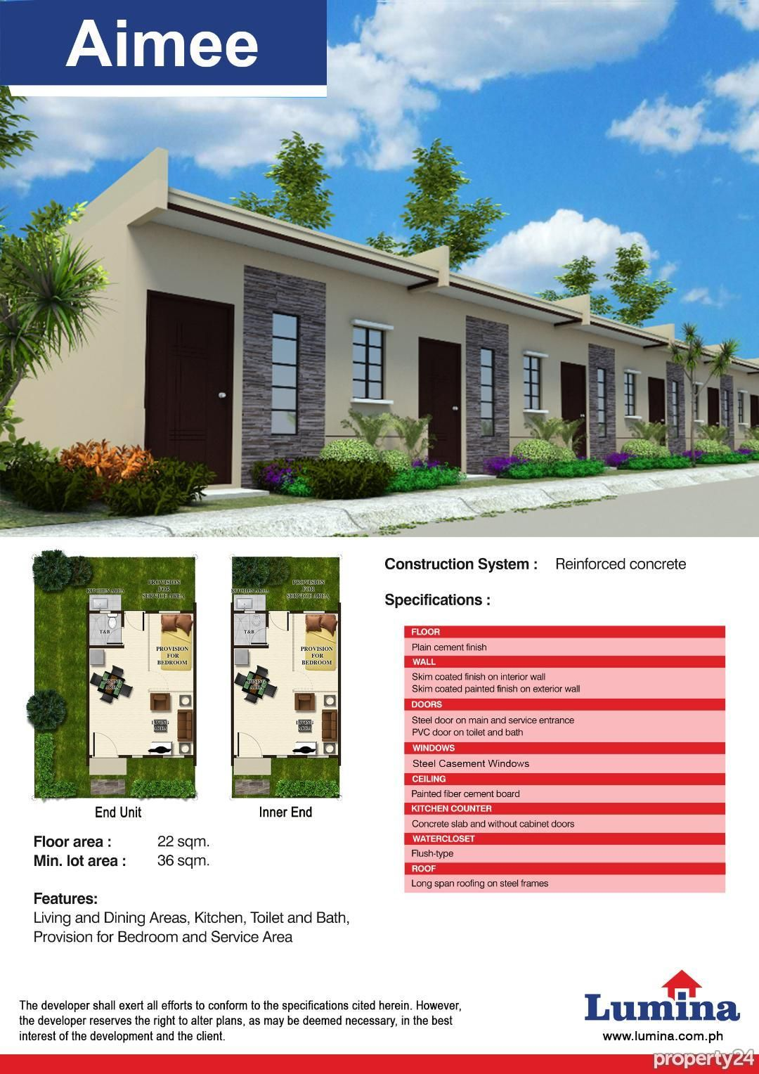 1 Bedroom House Lot For Sale In Plaridel With Images One Storey House Sale House 1 Bedroom House