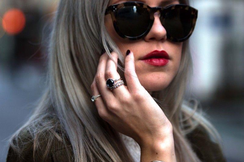 Celine Sonnenbrille und Pandora Schmuck, blogger modelovers