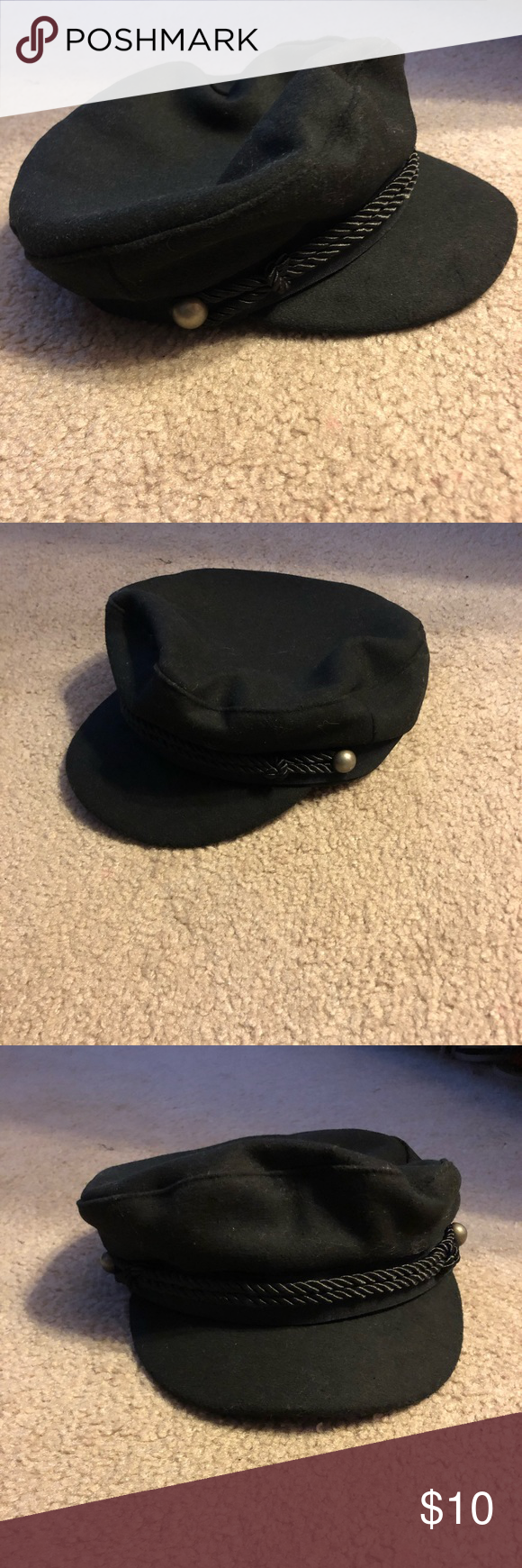 e980422b24c AE baker boy hat One size and has never been worn ! No problems just doesn
