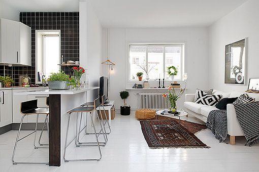 Cómo Decorar Un Apartamento Pequeño Decoratrix