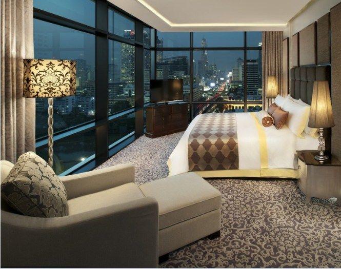Five Star Hotel Bedroom   Bedroom Style Ideas