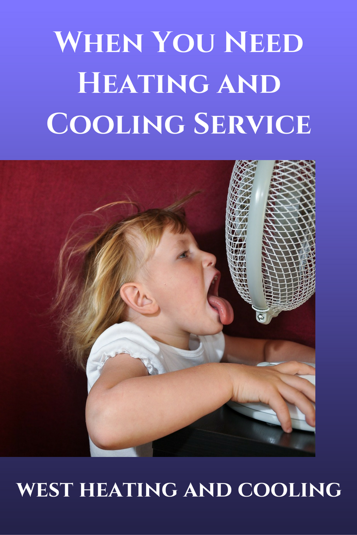 Call Wayne Snider With West Heating Cooling At 913 422 0088 When