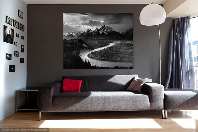Wallapp Shows You What Your Photo Would Look As Wall Art