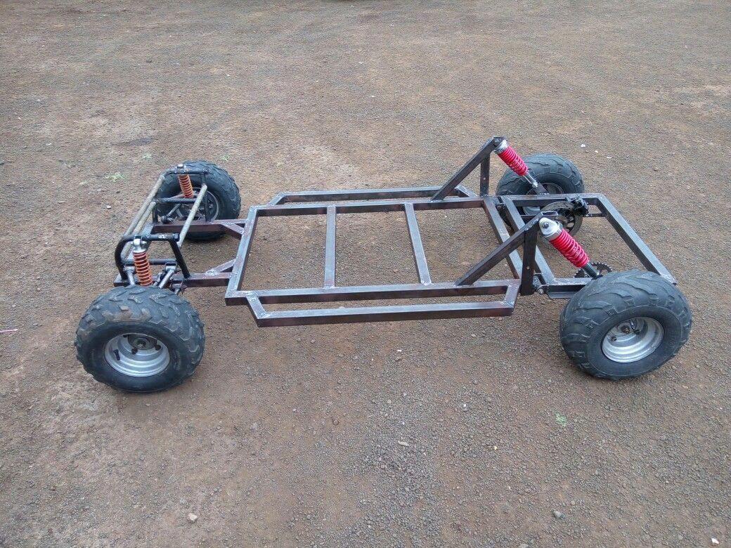 Image Result For Go Kart Frame Go Kart Rahmen Kinder Autos Tretauto