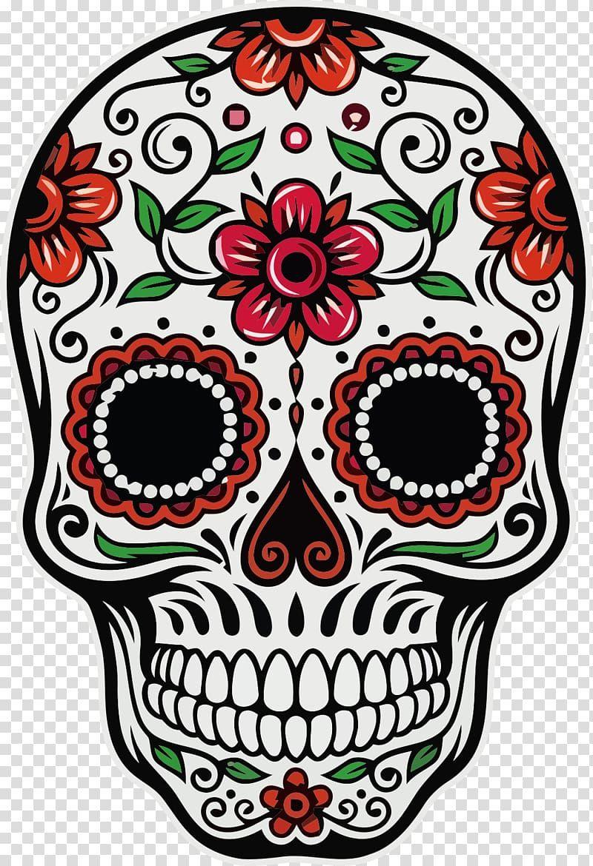 Calavera Calavera Day Of The Dead Skull Death Mexican Cuisine Skull Transparent Background Png Clipar Sugar Skull Drawing Skulls Drawing Sugar Skull Artwork
