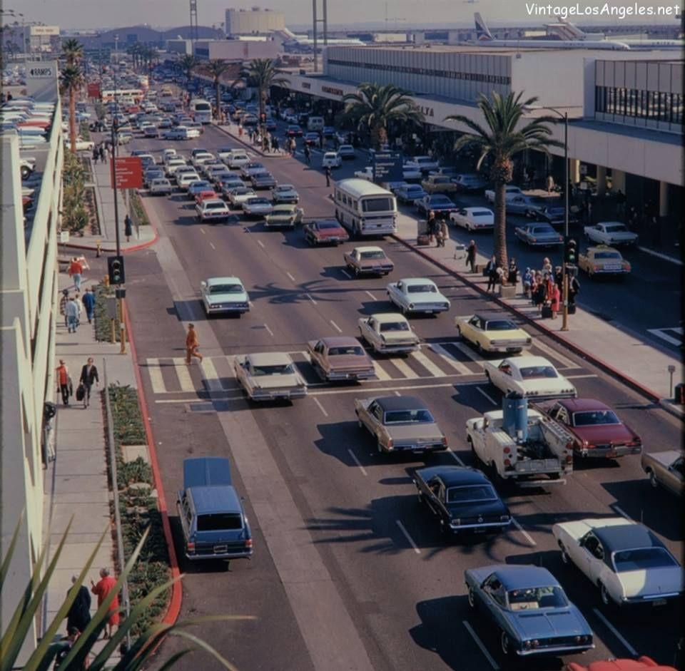 Los Angeles International Airport Lax 1970 S Los Angeles History California History Vintage Los Angeles