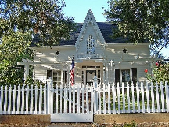 Gothic revival home in murphy ca historic homes for Gothic revival farmhouse
