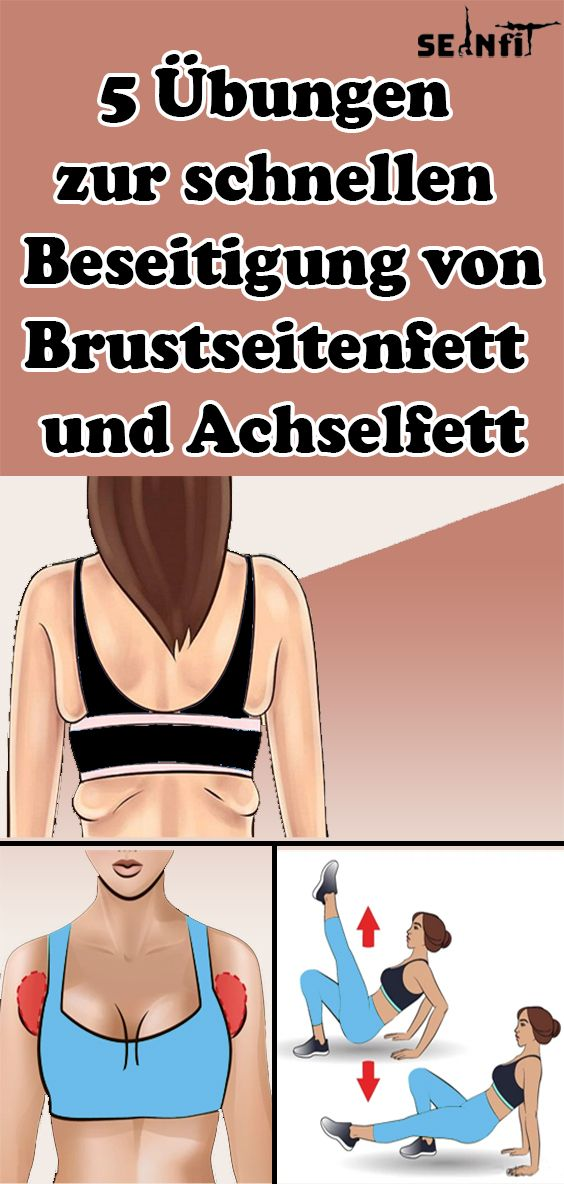 Photo of 5 exercises to quickly remove chest side fat and armpit fat