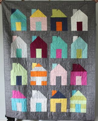 Dwell House Quilt pattern by Thimbleblossoms Quilt Taffy   quilt ... : quilt taffy - Adamdwight.com