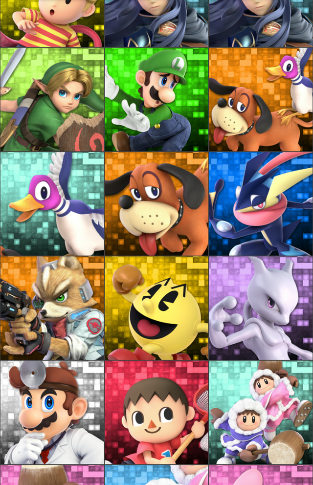 Custom Super Smash Bros Ultimate Profile Pictures For Your Social Media Just Let Me Know What Ssbu Ch Smash Bros Super Smash Bros Characters Super Smash Bros