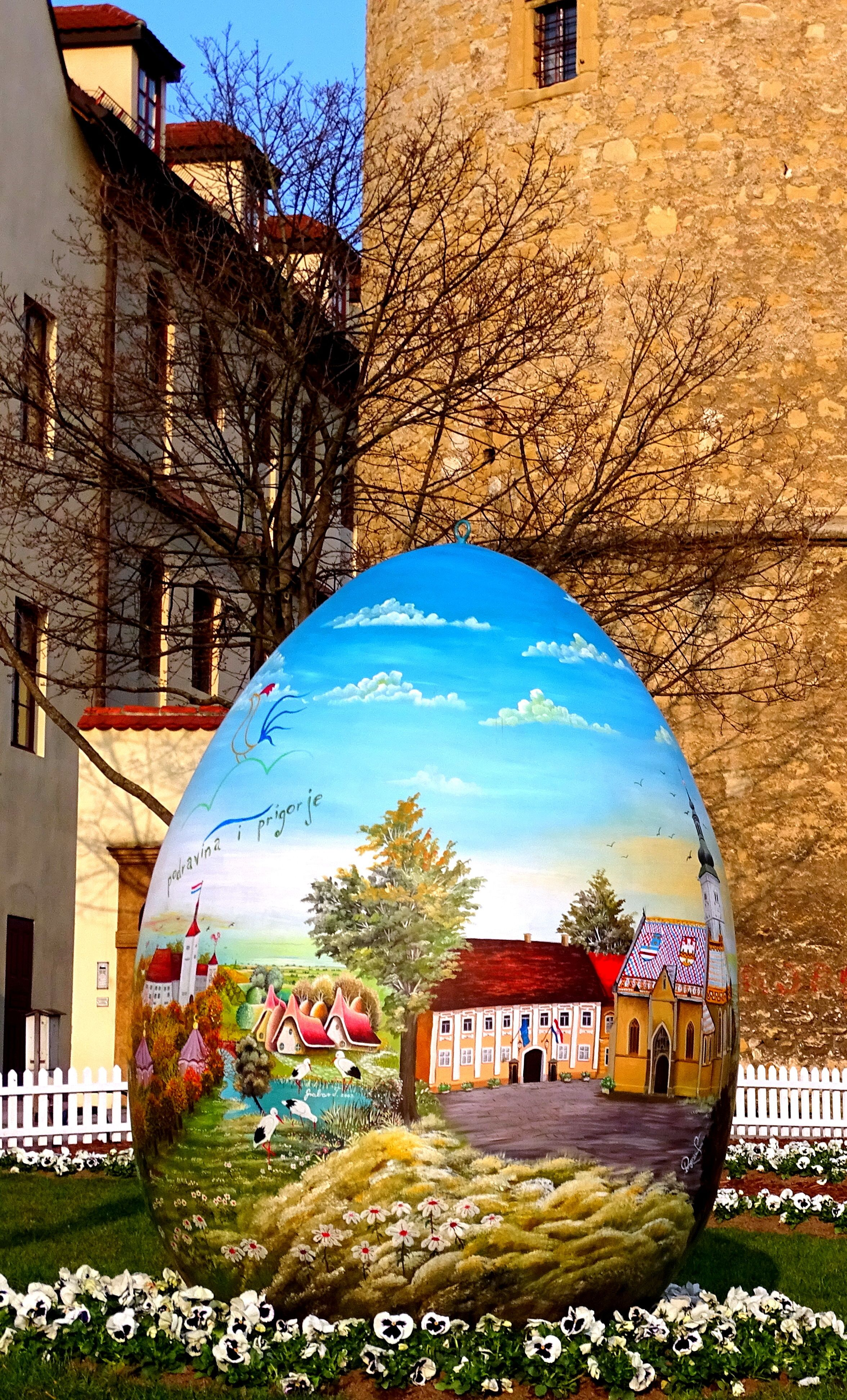 Easter In Zagreb Croatia Croatia Beach Croatia Tourist Croatia