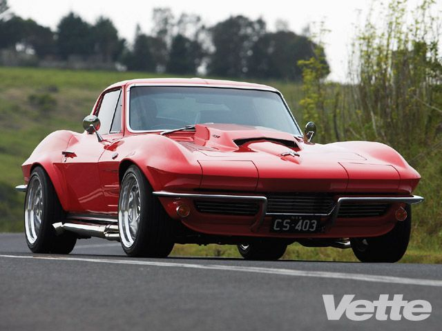 Chevrolet Corvette Stingray 1963 Cars And Rides Pinterest Bilar