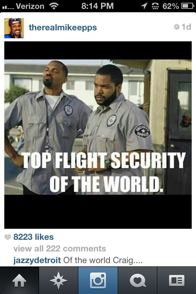 Top Flight Security Of The World Craig With Images Movie