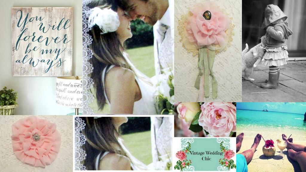 http://www.etsy.com/shop/vintageweddingchic… Fabric Flowers, For your Hair Or wear as a Corsage, Silk Brooch Bouquets,
