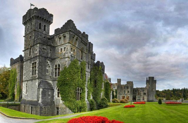 Ashford Castle, Mayo, Ireland ~ http://suitcasesandsunsets.com/ashford-castle.html