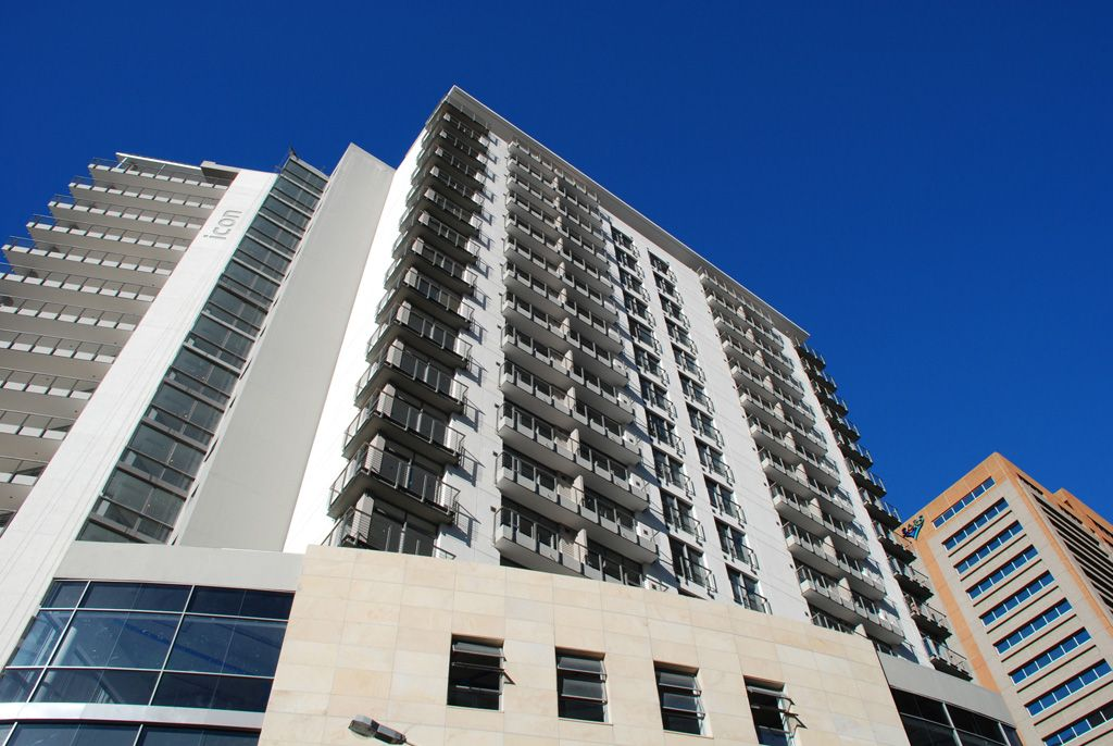 Icon is a mixeduse development situated in the emerging