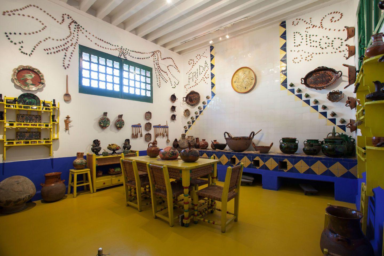 La Casa Azul Bright Kitchen Decor Purple Kitchen Decor French Kitchen Decor