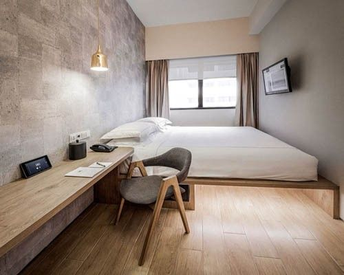 Big Hotel Singapore Bugis Habitaciones Pequenas Hotel De