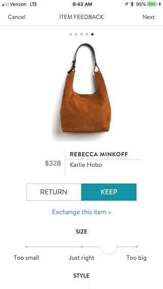 57f9e070721 Rebecca Minkoff Karlie Hobo Stitch Fix Stylist