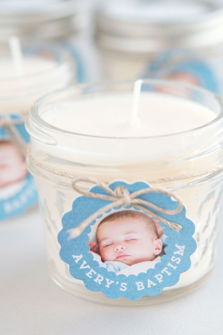 free online christening invitation making%0A Baptism Candles