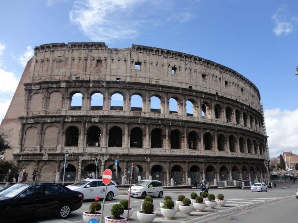 Coliseu- Roma