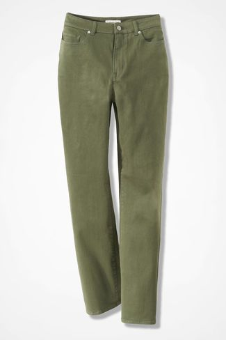 27e972538e8a The Creek™ Classic Straight-Leg Jeans, Cypress | Clothes | Jeans ...