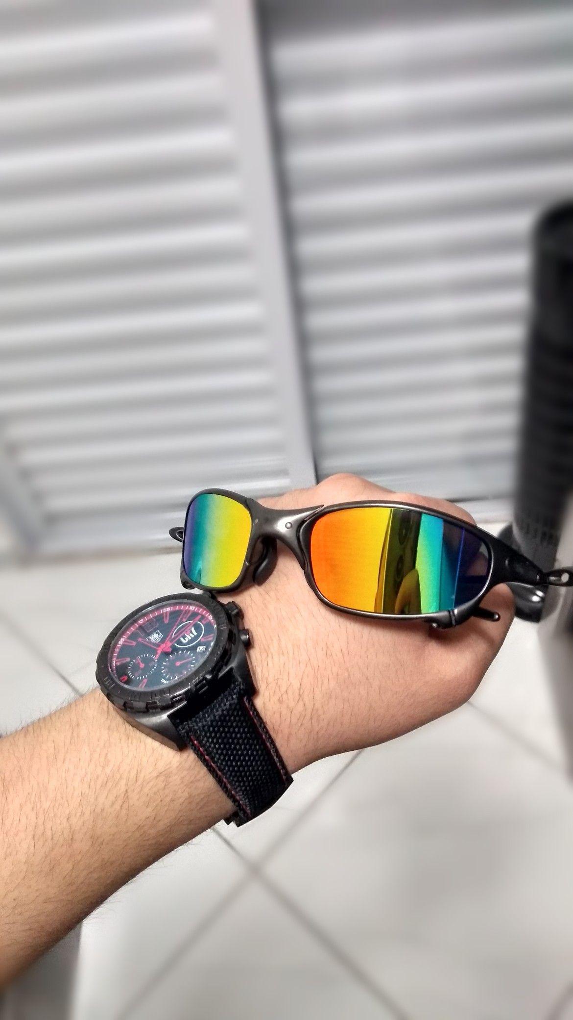 L£O® Juliet Carbon   lentes Arco Íris!   Oakley®L£O   Pinterest   Oakley dcef8bb238