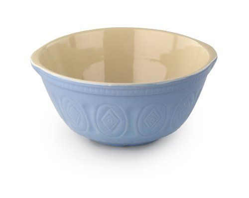 Tala Retro Traditional Stoneware Mixing Bowl, 12 inch by Geh Ltd, http://www.amazon.co.uk/dp/B004W75Y8U/ref=cm_sw_r_pi_dp_Zvzcrb1TPT0YC