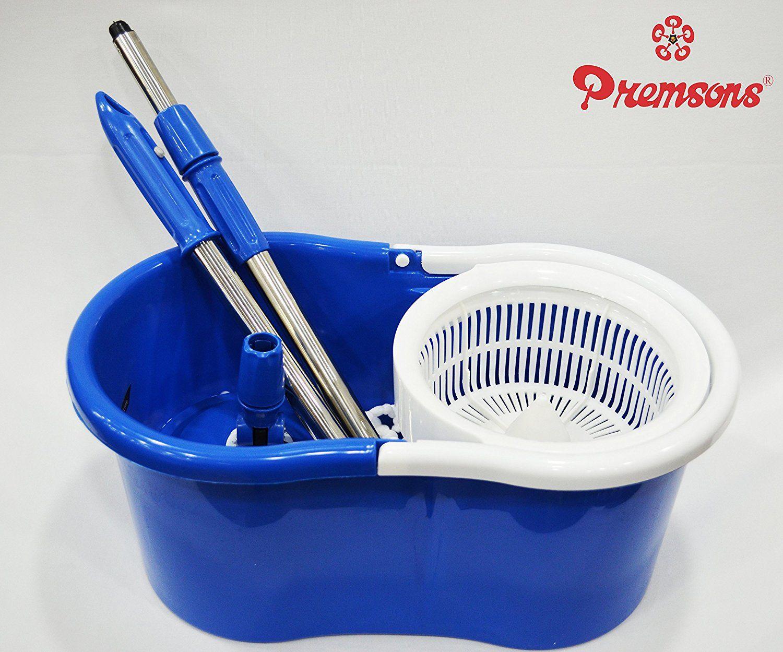 Premsons Spin Mop & Bucket Magic Spin mop, Mops