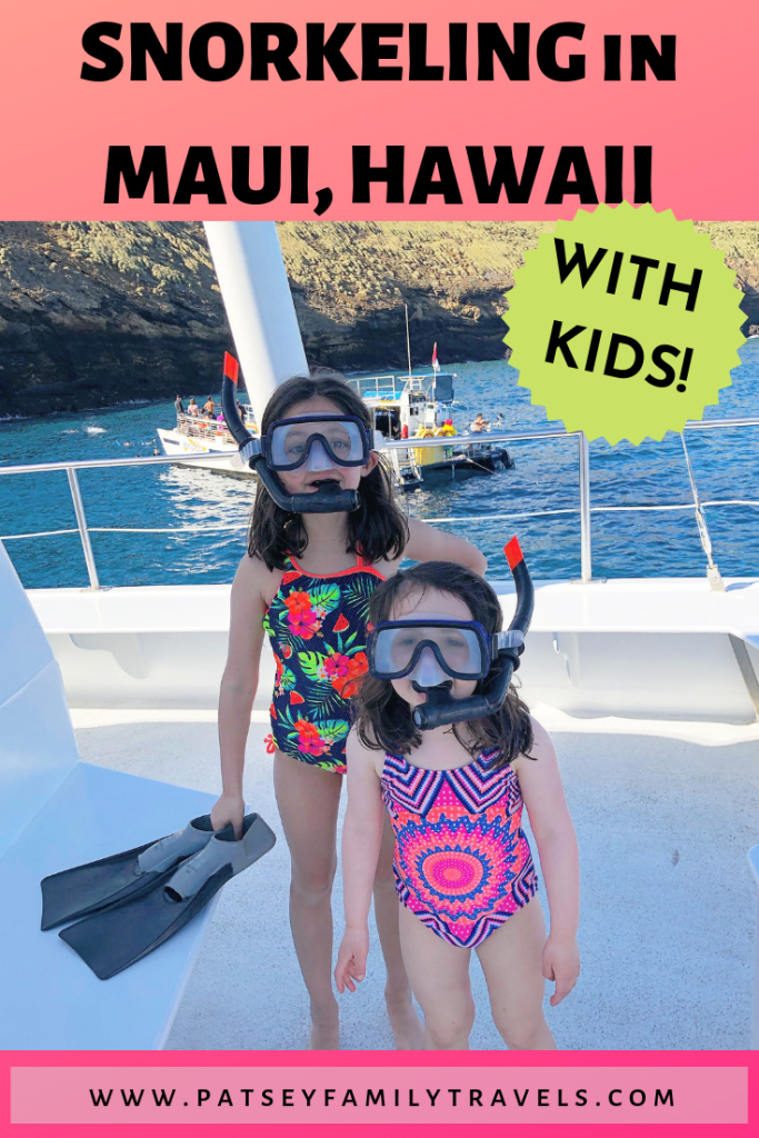 Things to do in Maui with Kids: Molokini Snorkeling - Patsey Family Travels #style #shopping #styles #outfit #pretty #girl #girls #beauty #beautiful #me #cute #stylish #photooftheday #swag #dress #shoes #diy #design #fashion #Travel