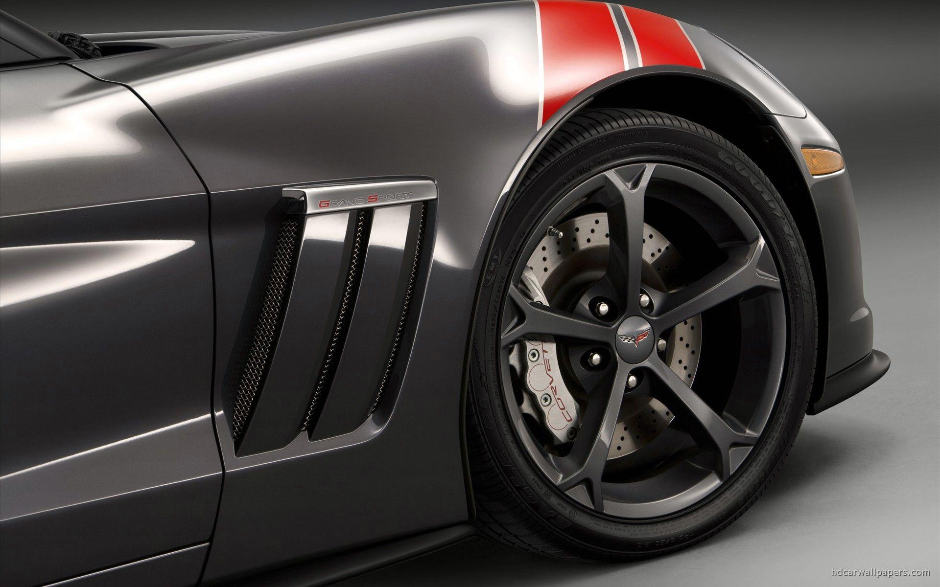 CHEVROLET CORVETTE GRAND SPORT HERITAGE 2 Corvette grand