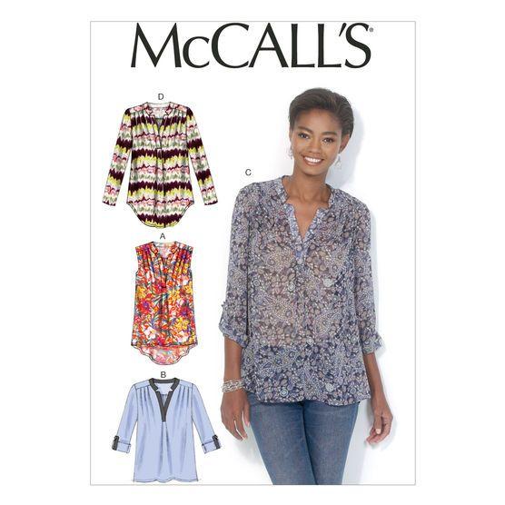 Mccall Pattern M7094 Xs - S - M - Mccall Pattern