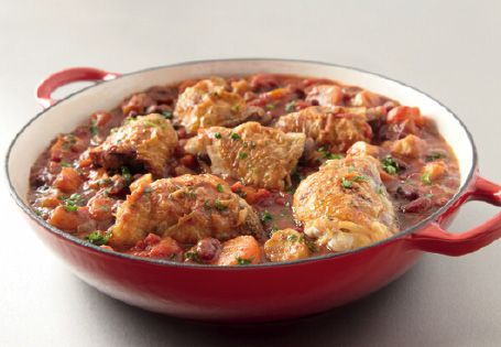 This comforting chicken casserole needs to be in your winter dinner rotation. Get the recipe from Delish.