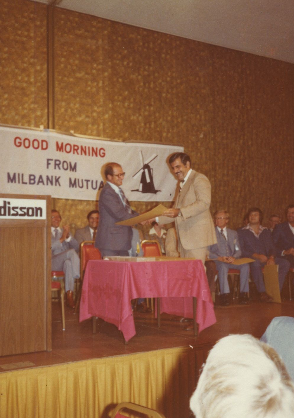 throwbackThursday 45thanniversary Here's a look back at