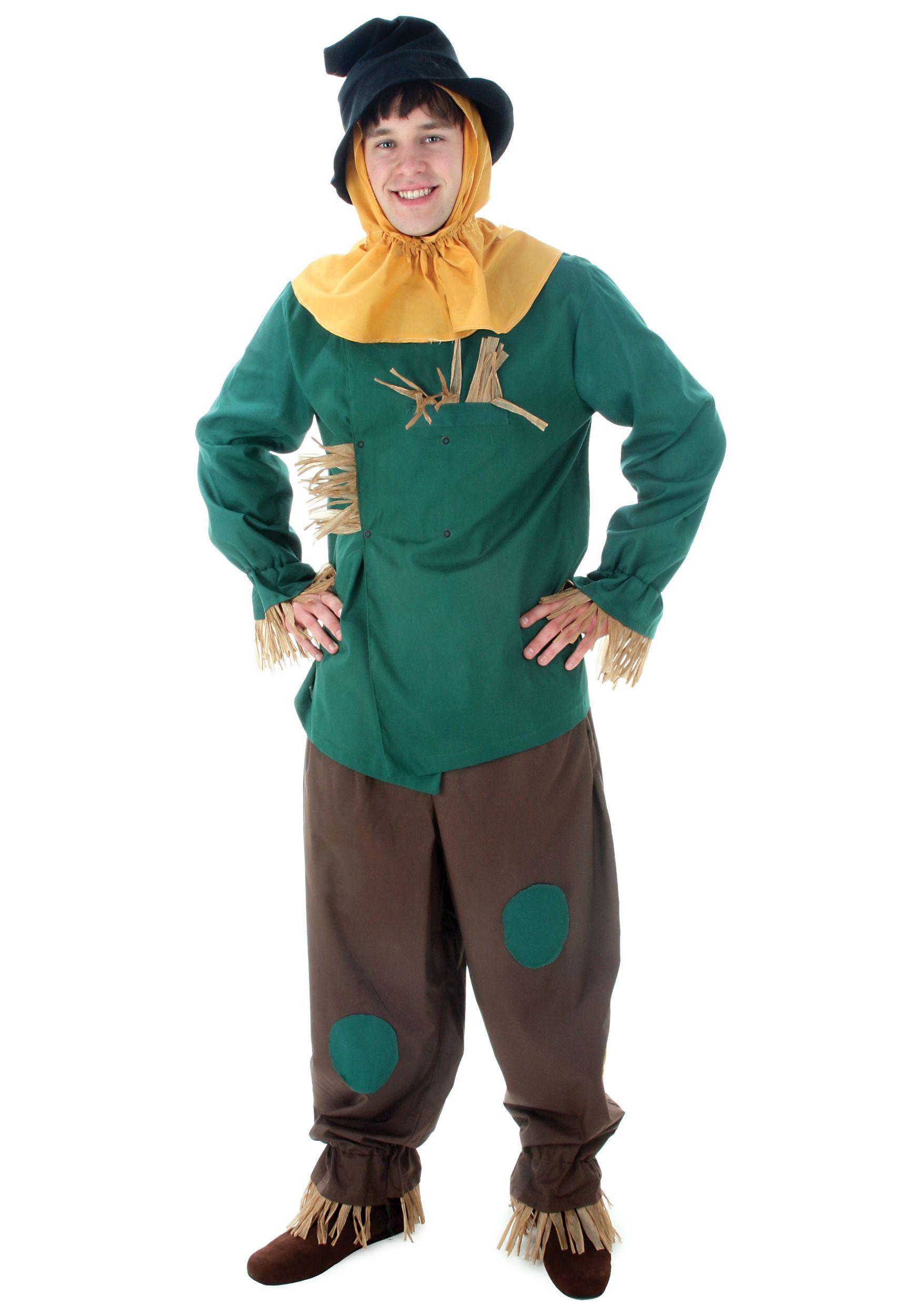 b84739bff2f Male Scarecrow Costume - Jeff | Fall/Halloween | Scarecrow costume ...