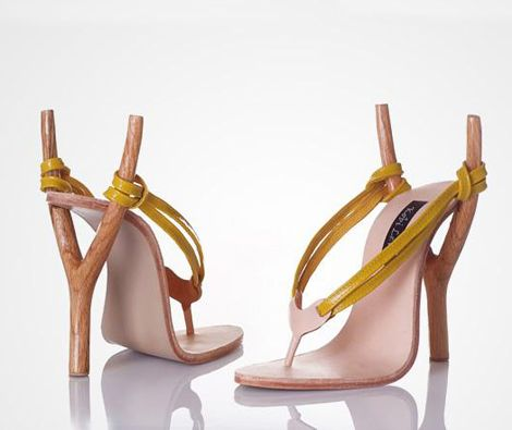 Sling-shot shoes by Kobi Levi