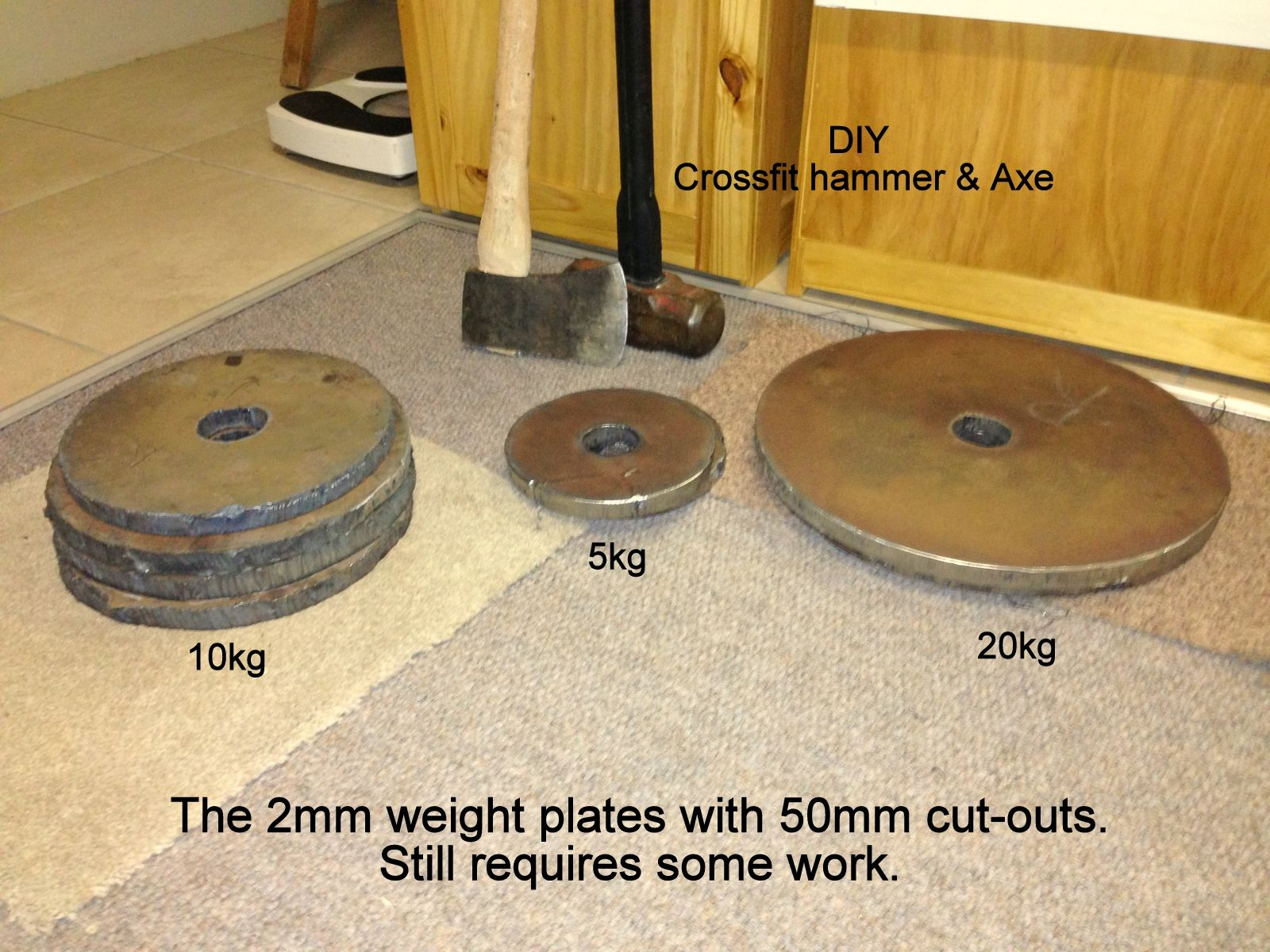 Pin By Nicole Jellum On Diy Crossfit Fitness Diy Home Gym Home Made Gym Crossfit Gym