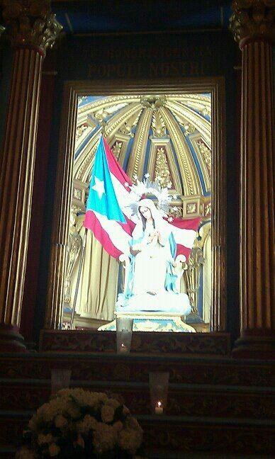Viejo san Juan iglesia, aguilnaldos navidad #SMTC