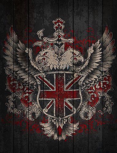 Protector Of The Union Union Jack Tattoo British Tattoo Flag Art
