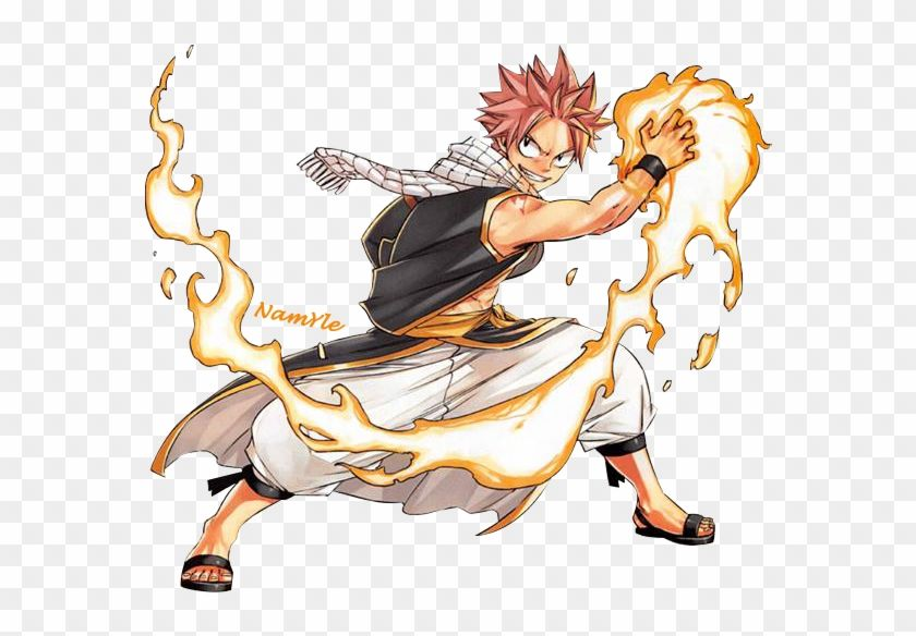 Natsu Dragneel Is A Wizard With The Powers Of A Dragonslayer Fire Force Fairy Tail Hd Png Download Natsu Dragneel Fairy Tail Fairy Tail Gray
