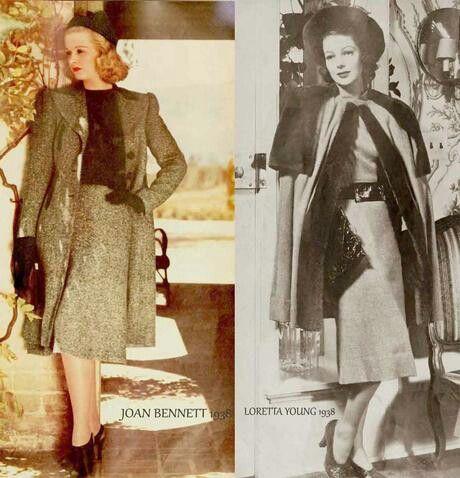 Pin von Chloe Crothers auf Fashion Trends 1930\'s | Pinterest