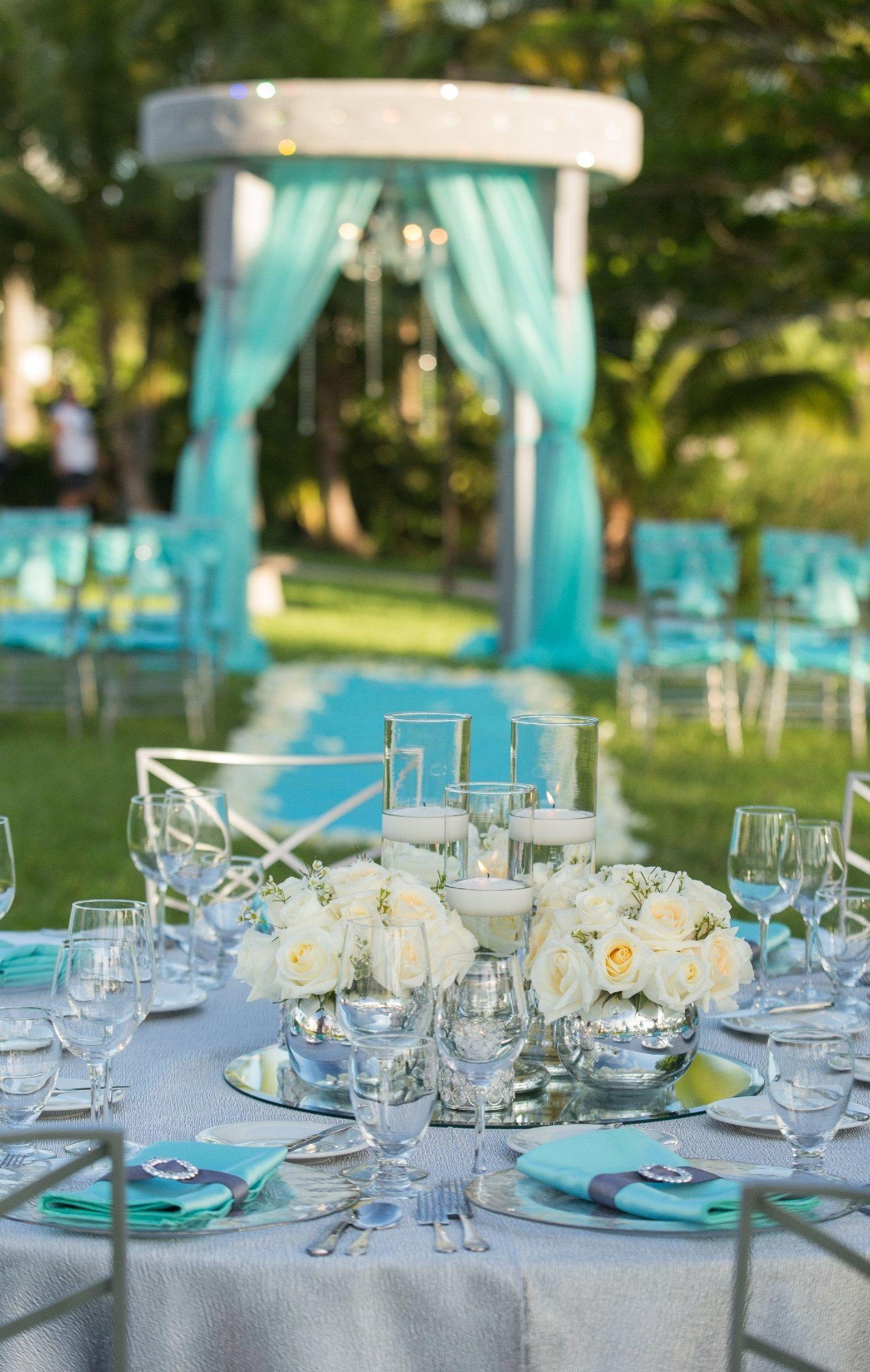 Grand wedding table setting at Grand Hyatt Baha Mar. & Grand wedding table setting at Grand Hyatt Baha Mar. | Honeymoon ...