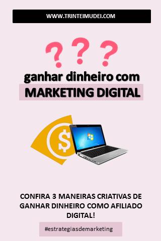Ganhar Dinheiro com Marketing Digital?