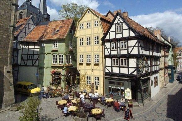 Quedlinburg Verliebt in das verkommenste Haus
