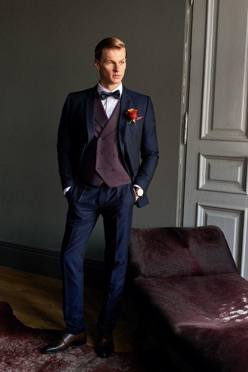 Jak Kupic Garnitur Slubny Oto Nasze Porady I Trendy Three Piece Suit Style Fashion