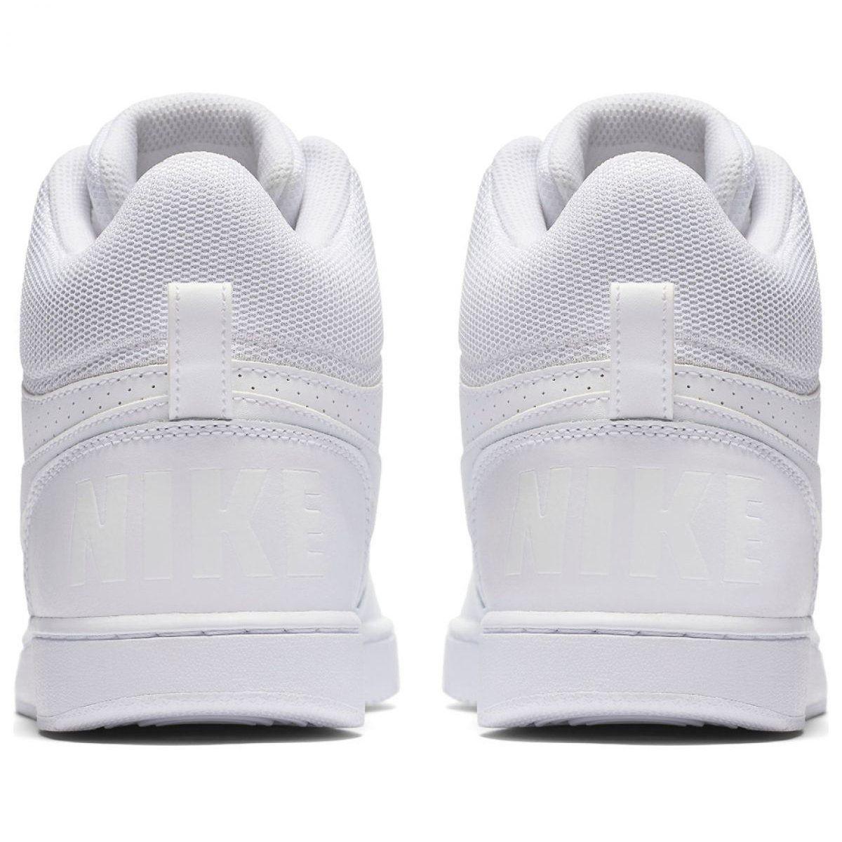 Nike Court Borough Mid M 838938 111 Shoes White Mens Nike Shoes Shoe Manufacturers Shoes