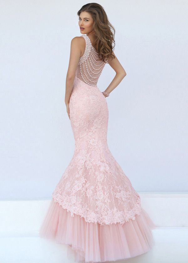 Buy discount Marvelous Tulle & Satin Bateau Neckline Mermaid Mother of the Bride Dresses With Lace Appliques at Dressilyme.com
