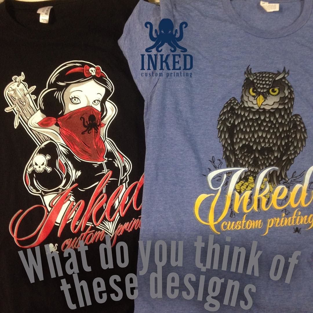 Check Out These New Designs From Inked For Those In The Know Yes