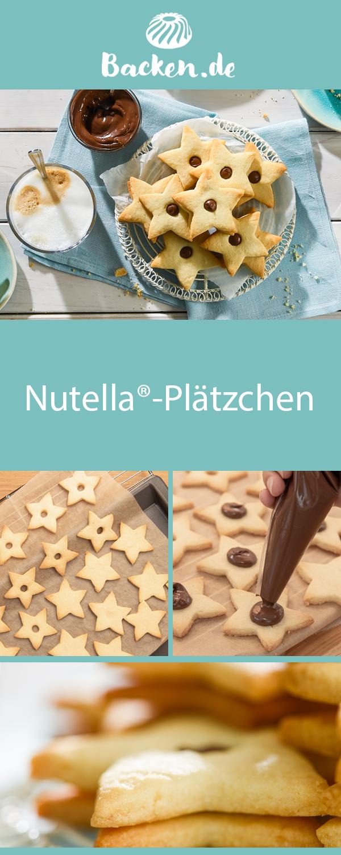 Nutella-Plätzchen