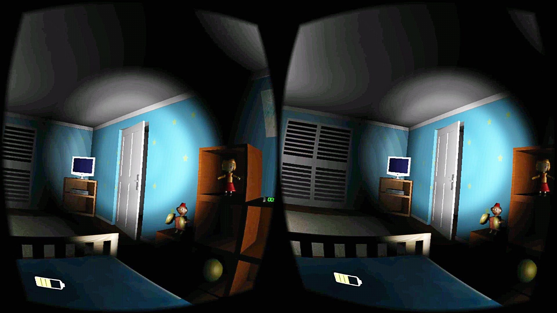 Boogeyman Scary Vr Google Cardboard 3d Sbs Gameplay 1080p Virtual Reality Vr Horror Games Google Vr Cardboard Google Cardboard